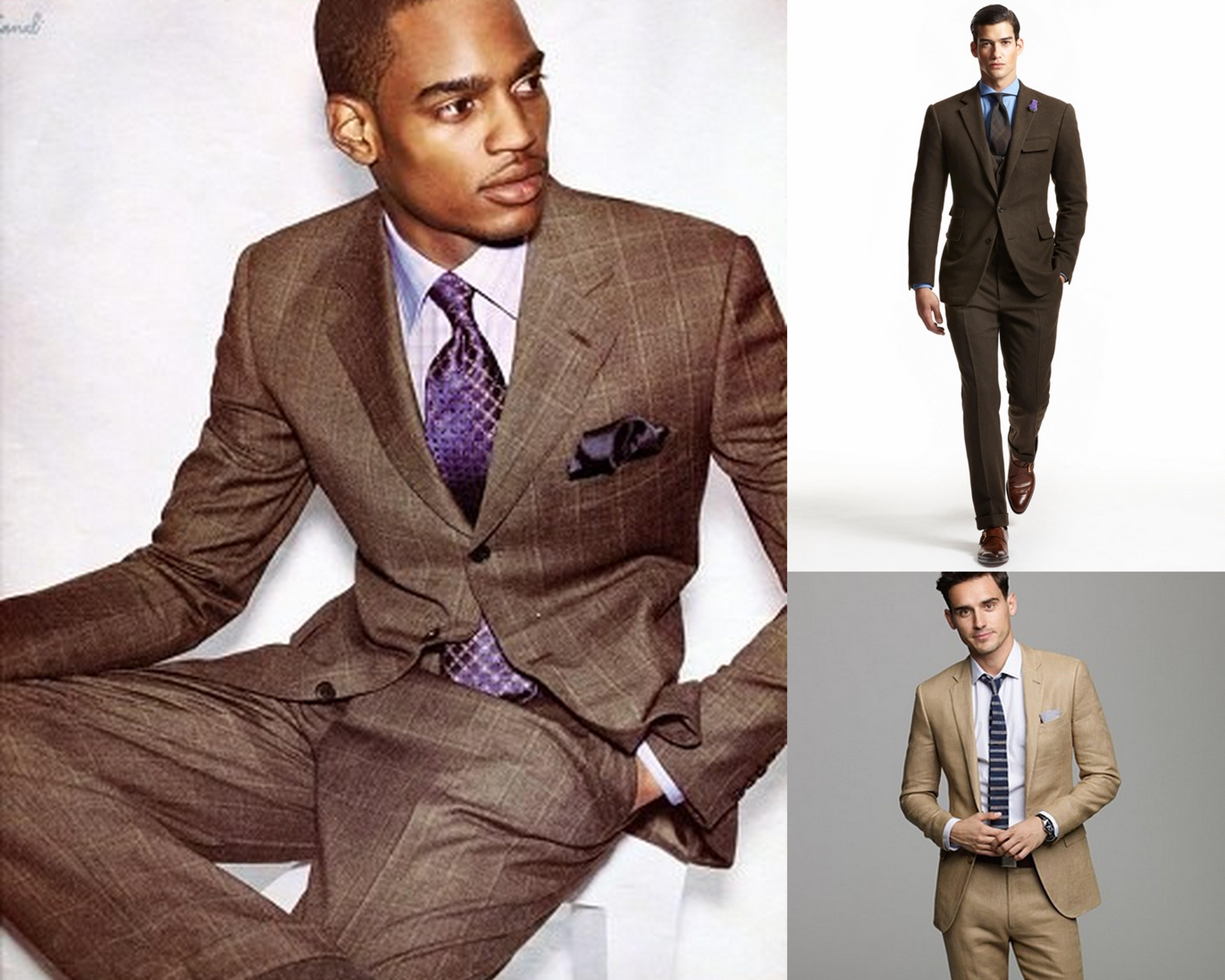 tan suit | beauandarrowevents