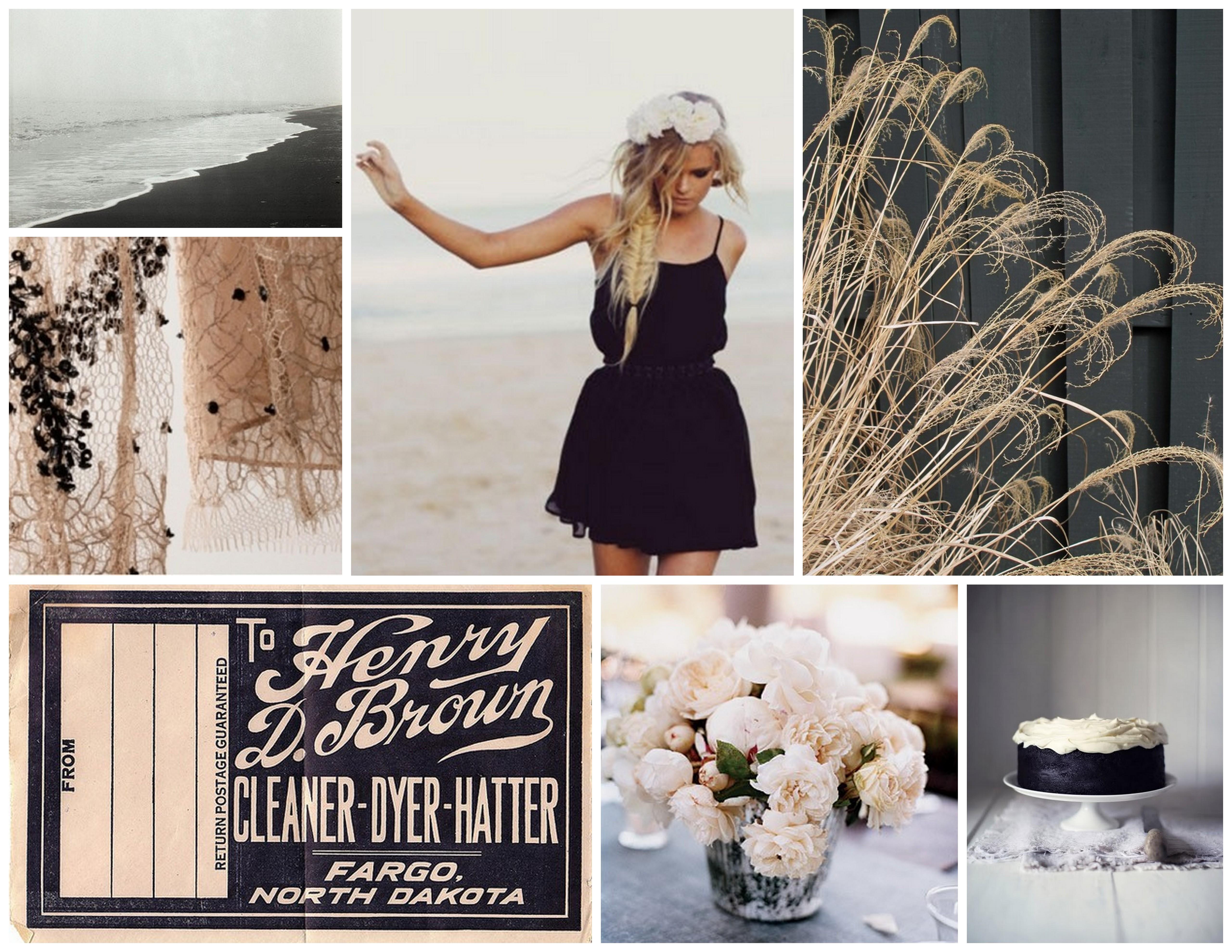 Black Wedding Gowns: Black Wedding Dress