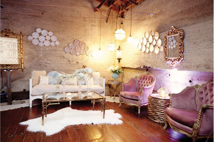 36 Living Room Decorating Ideas That Smells Like Spring: Luce Loft San Diego