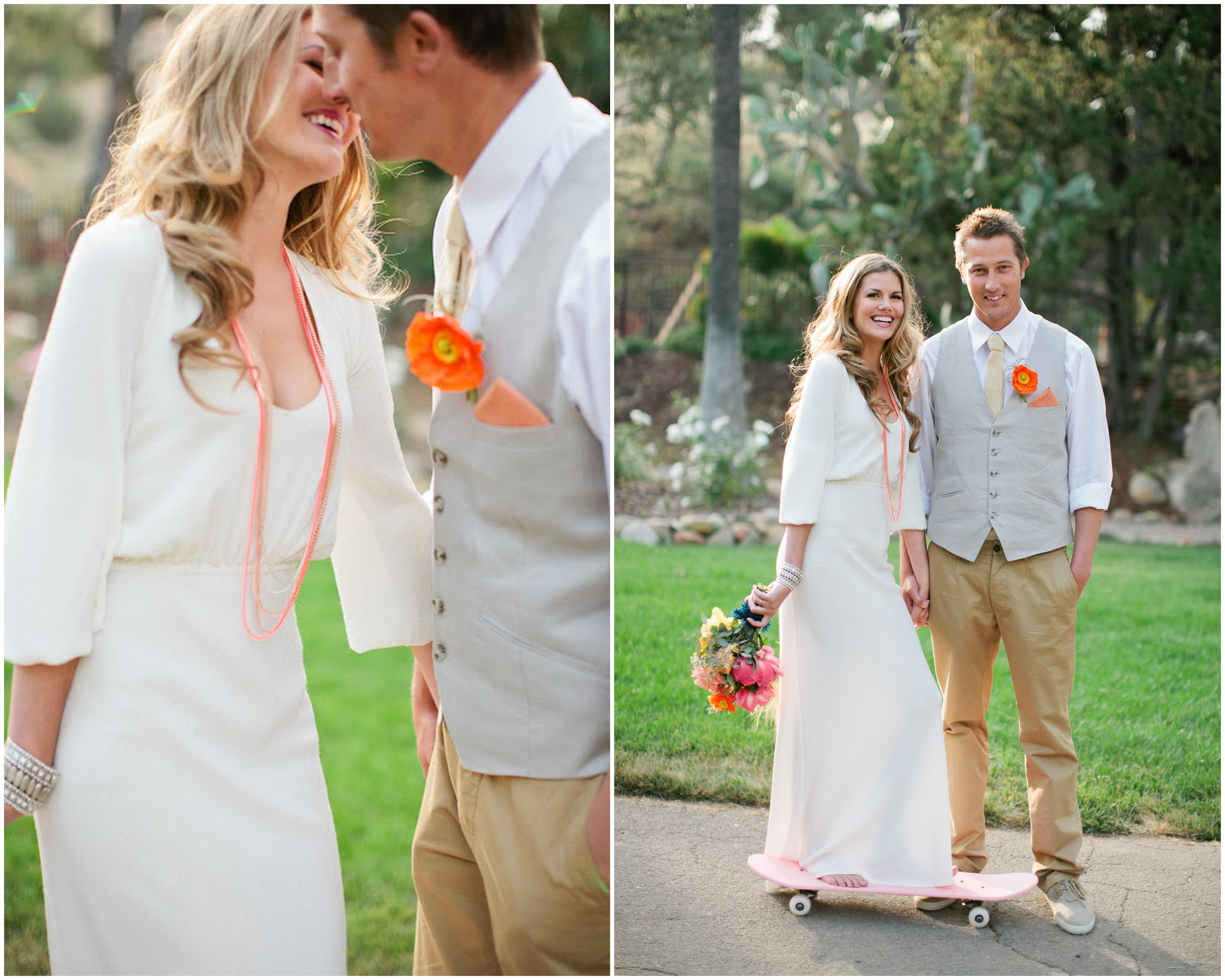 Stone Cold Fox Wedding Dress | beauandarrowevents