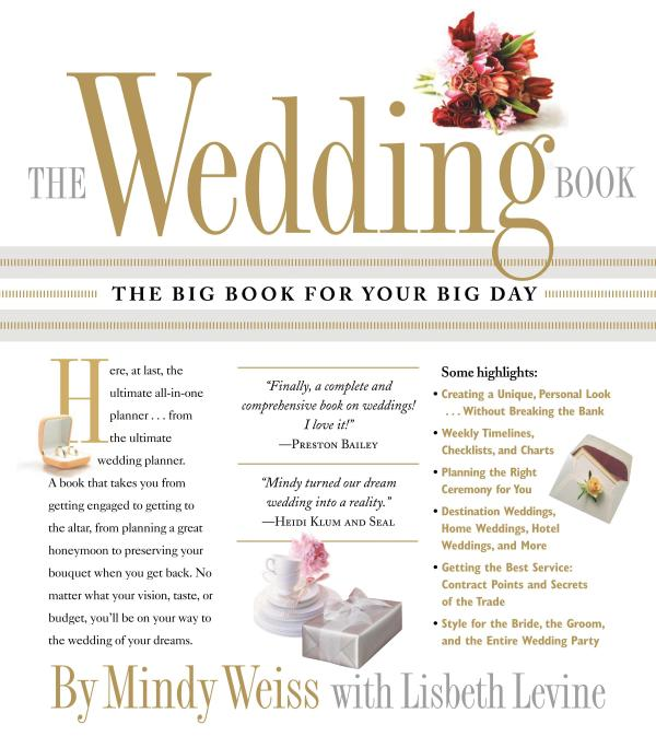 The-Wedding-Book-Weiss-Mindy-EB9780761152705