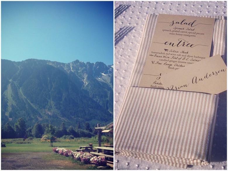 menu&mountain