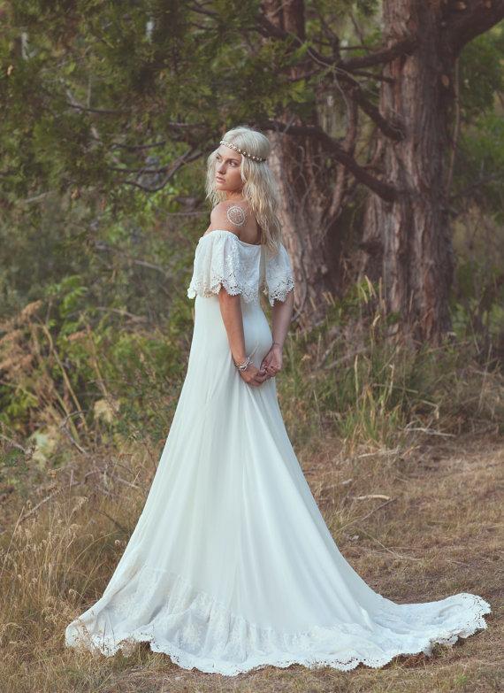 hippie bride | beauandarrowevents